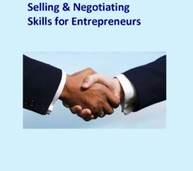 Selling and Negotiating Skills for Entrepreneurs Book (pdf) (Kenneth Germaine PhD)